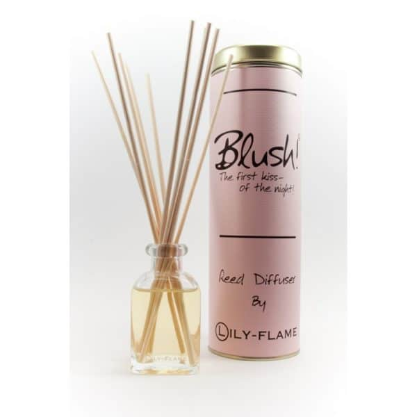 Blush Reed Diffuser by Lily Flame