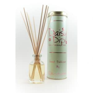 Daisy Dip Reed Diffuser by Lily Flame