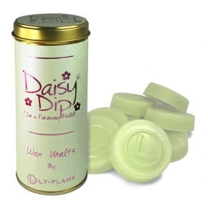 Daisy Dip Wax Melts by Lily Flame
