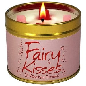 Fairy Kisses Tin Candle by Lily Flame
