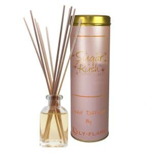 Sugar Rush Reed Diffuser by Lily Flame