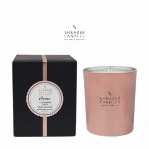 Shearer Cerise 30cl Glass Gift Boxed Candle