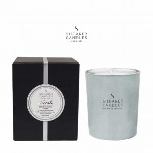 Shearer Neroli 30cl Glass Gift Boxed Candle