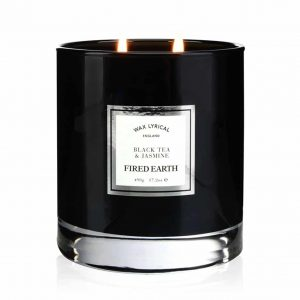Wax Lyrical Black Tea and Jasmine Large 2 Wick Candle