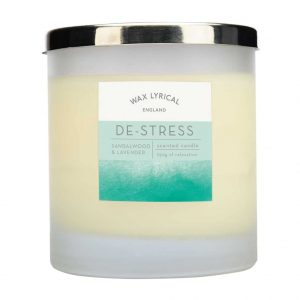 Wax Lyrical De-Stress 2 Wick Candle