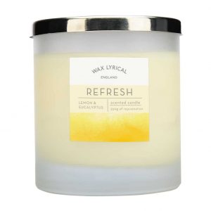 Wax Lyrical Refresh 2 Wick Candle